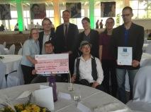 Erster Paul-und-Käthe-Kraemer-Inklusionspreis 2016